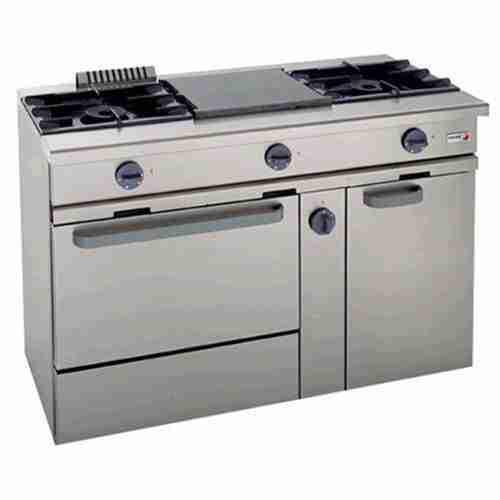 CG-310 G Cocina a gas FAGOR 3 fuegos + horno GN 1/1 con GRI