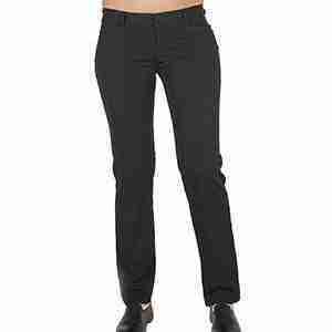 Pantalón camarera negro eco
