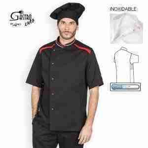 Chaqueta cocinero vaqueta mod. 9443