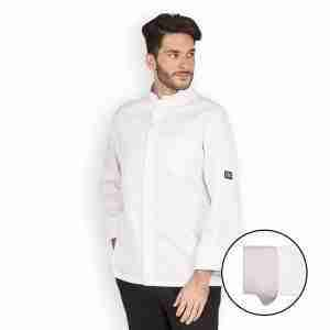 Chaqueta cocinero APOLO mod. 9322